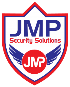 JMP Security Solutions and services, official Logo Surveillance, Guarding, Retail, Forensic, Information Management, Fraud,